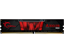 G.SKILL Aegis DDR4 8GB 3200MHz CL16 Single Channel Desktop Ram